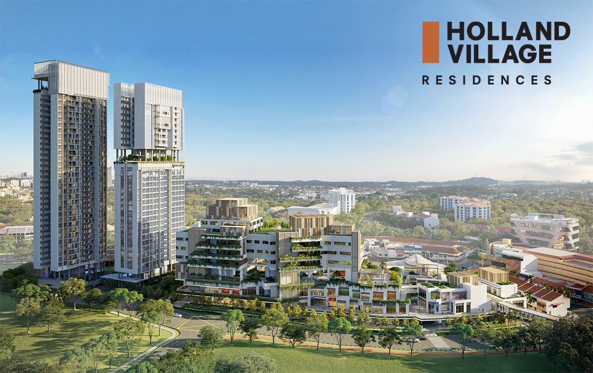新加坡第10區荷蘭村大型綜合項目   坐擁名校網   極具投資潛力
